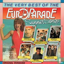 """The very best of the EuroParade  """"Summer Songs"""""""