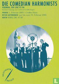 Volkstheater Rostock - Die Comedian Harmonists