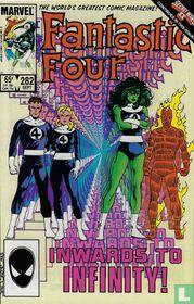 Fantastic Four 282