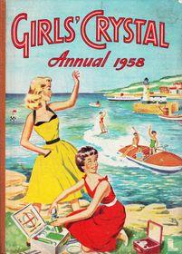 Girls' Crystal Annual 1958