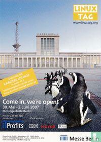 23198 - Messe Berlin - Linux Tag