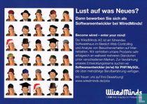 """24808 - Wired Minds """"Lust auf was Neues?"""""""