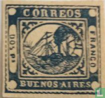 Dampfschiff - Buenos Aires