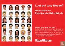 """23962 - Wired Minds """"Lust auf was Neues?"""""""