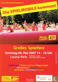 """22639 - Abenteuerspielplatz Riederwald """"Die Spielmobile kommen!"""""""