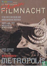 21. Rostocker Stumm Filmnacht - Metropolis