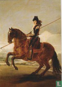A picador, 1791/92