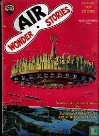 Air Wonder Stories (US) 5