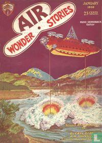 Air Wonder Stories (US) 7