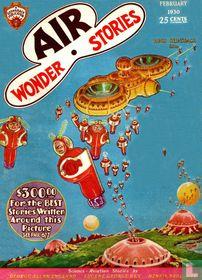 Air Wonder Stories (US) 8