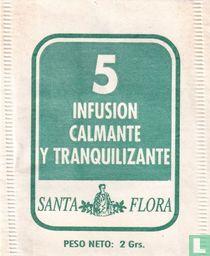5 Infusion Calmante y Tranquilizante