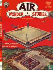 Air Wonder Stories (US) 1