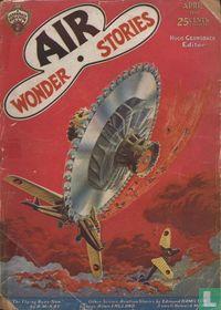 Air Wonder Stories (US) 10