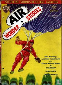 Air Wonder Stories (US) 11