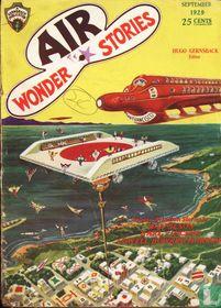 Air Wonder Stories (US) 3