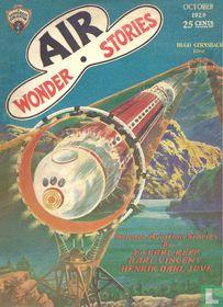 Air Wonder Stories (US) 4