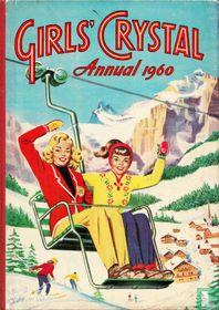 Girls' Crystal Annual 1960