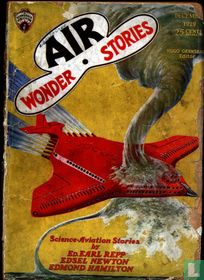 Air Wonder Stories (US) 6