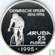 Aruba 25 florin 1995 (PROOF - without logo)