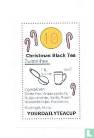 10 Christmas Black tea
