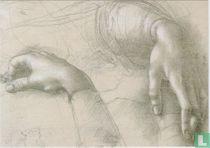 Handstudien, um 1490