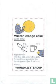 12 Winter Orange Cake