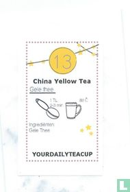 13 China Yellow Tea