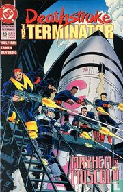 Deathstroke: The terminator 19