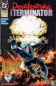 Deathstroke: The terminator 20