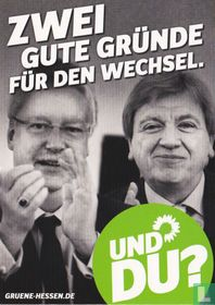 """Kreisverband Kassel-Stadt """"Zwei Gute Gründe Für Den Wechsel"""""""