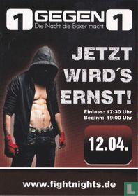 Fight Night - 1 Gegen 1
