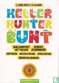 Studentenkeller Rostock - Keller Kunter Bunt