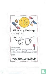 19 Flowery Oolong