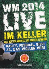 Studentenkeller Rostock - WM 2014 Live