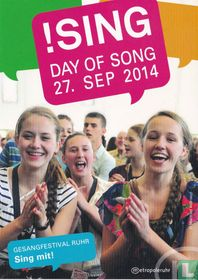 !Sing - Day of Song 2014