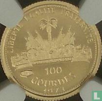 "Haïti 100 gourdes 1973 ""Christopher Columbus"""