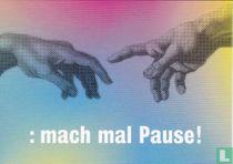 """66607 - Museum für Kommunikation Frankfurt """": mach mal Pause!"""""""