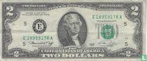 Verenigde Staten 2 dollars 1976 E