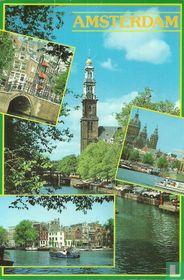 Amsterdam / Holland - Montelbaanstoren