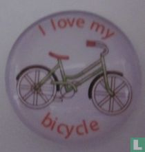 I love my bicycle