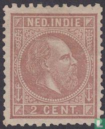 Koning Willem III (11½:12 grote gaten)