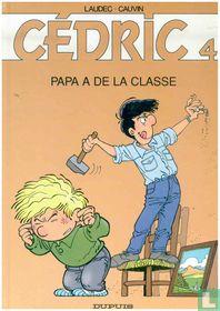 Papa a de la classe