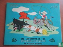 Le joyeux rodeo