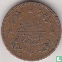 Ägypten 5 Para 1846 (1255-8)