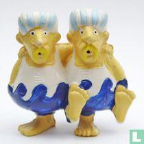 Backbert and Steuerbert