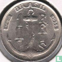 Brasilien 100 Réis 1938 (Marques Tamandaré)