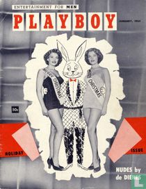 Playboy [USA] 2 Volume 1