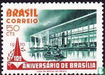 10e verjaardag van Brasilia