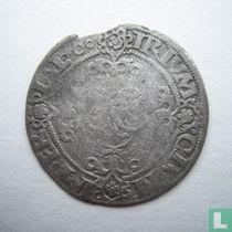 Deventer-Kampen-Zwolle 1½ stuiver 1560 (CAMPENS)