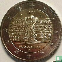 "Duitsland 2 euro 2020 (A) ""Brandenburg"""